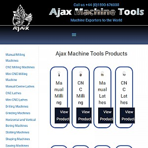 Ajax Machine Tools