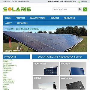 Solaris - Solar Panels and Power Kits