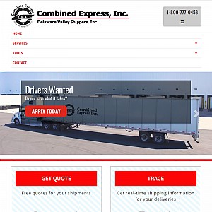 Combined Express LTL & truckload