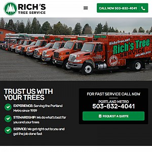 Rich's Tree Service, Inc.