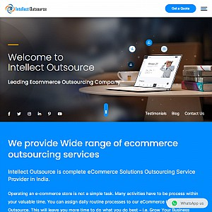 A Complete ecommerce data entry outsourcing service provider
