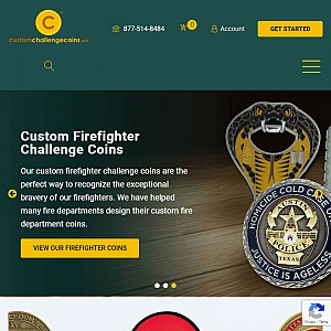 CustomChallengeCoins.net
