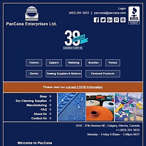 PacCana Enterprises Ltd.