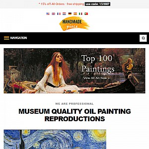 Museum quality framed oil paintings, art reproduction, photo to painting portrait commission