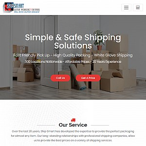 ShipSmart - Small Moves and Furniture Shipping