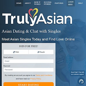 TrulyAsian – Online Asian Dating