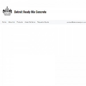 Detroit Ready Mix Concrete, Inc.