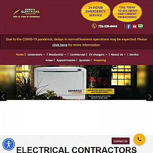 Corbin Electrical Services