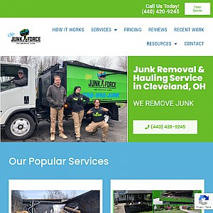 Junk Removal Cleveland Ohio
