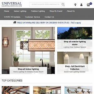 Universal Lighting Services Ltd
