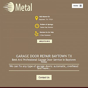 Garage Doors Baytown