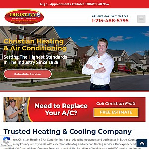 Christian Heating And AC