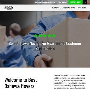 Oshawa Moving Companies
