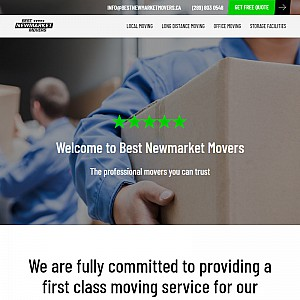 Newmarket Movers