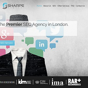 Sharpe Digital - SEO agency London