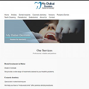 Dental Clinic in Dubai