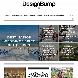 DesignBump - Design and Digital Marketing Daily