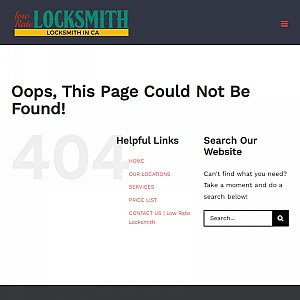 Low Rate Locksmith Elk Grove Ca