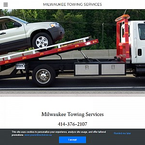 Milwaukee Towing Services is the only Milwaukee towing service you need.