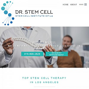 Stem Cell Therapy Los Angeles