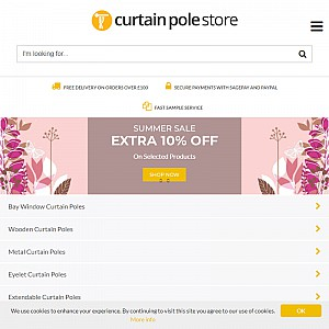 Curtain Pole Store