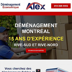 Demenagement Economique Alex