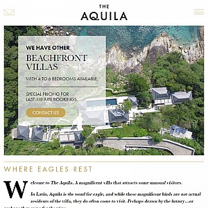 Aquila Villa Luxury 7 Bedroom Phuket