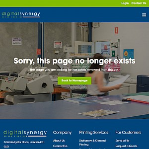 Digital Printers Brisbane - Digital Synergy