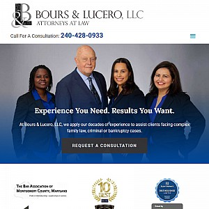Bours & Lucero, LLC - Law Firm in Rockville MD