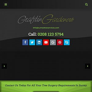 Surrey Tree Surgeons & Arboricultural Services