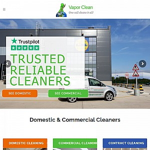 Vapor Clean Cleaning Services