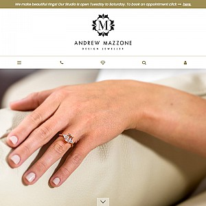Mazzone Wedding Rings Adelaide