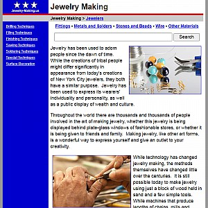 Jewelry Arts and Crafts Guide