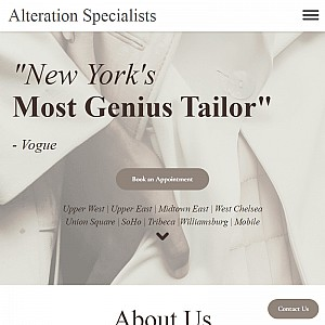 Alteration Specialists