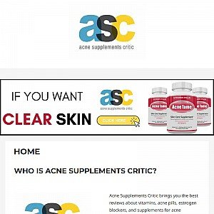 Reviews for Acne Vitamins, Pills, and Supplements- Product Ingredients and Side Effect Information