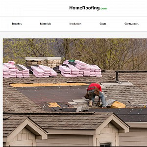 HomeRoofing.com - Compare Exclusive Roofing Quotes