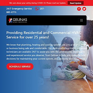 Gelinas HVAC | Plumbing | Heating | Air Conditioning