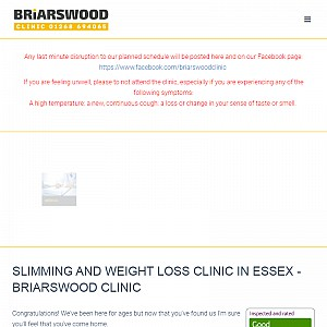 Slimming and Weight Loss Clinic in Canvey Island, Essex