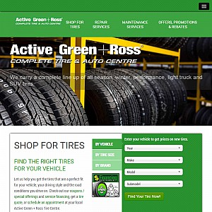 Active Green + Ross Complete Tire & Auto Centre