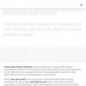 HotSpot Software That is Leading the Industry
