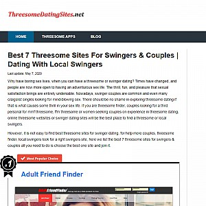 Best Threesome Dating Websites Reviews