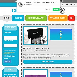 Gratisfaction