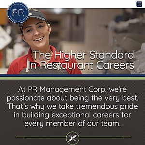 Restaurant Jobs with PR Management Corp