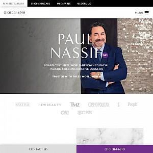 Dr. Paul Nassif, Plastic Surgeon