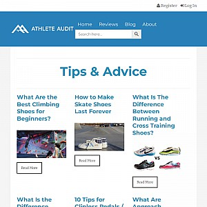 Athlete Audit
