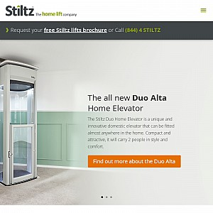 Stiltz Home Elevators