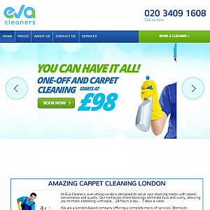 Eva Cleaners