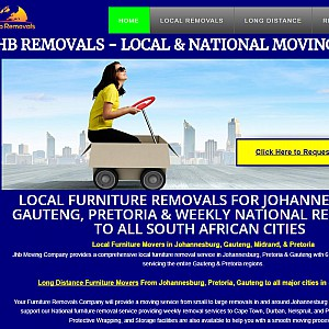JHB Furniture Removals