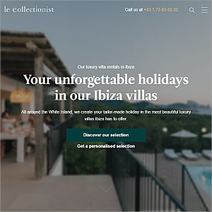Luxury Ibiza villas rentals