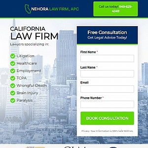Nehora Law Firm - Santa Ana Personal Injury Lawyers